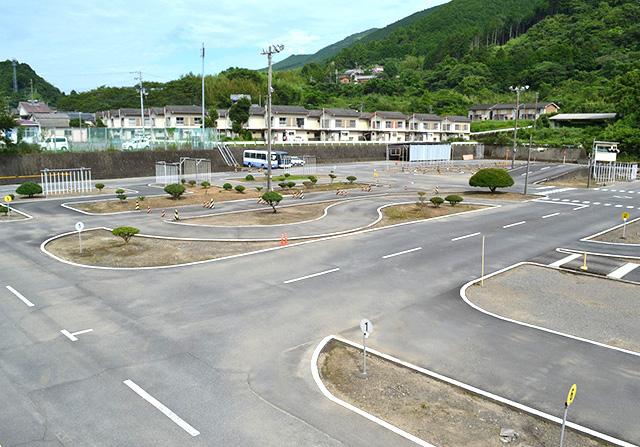 宿毛自動車学校コース写真