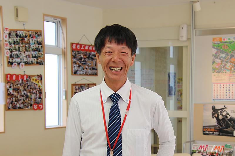 副管理者 有田 仁志