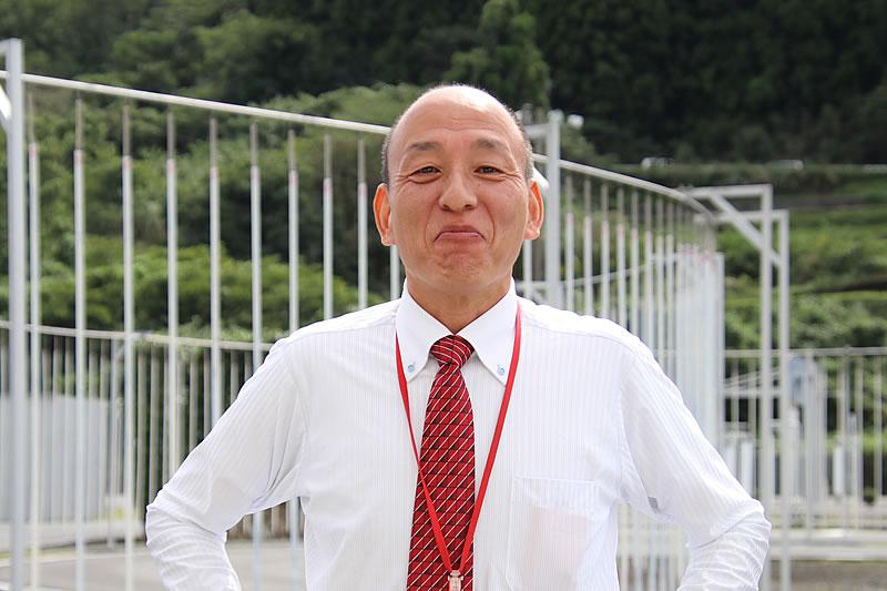 副管理者 安田 征幹